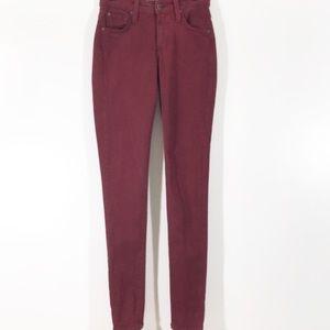 James Jeans Twiggy Twill Legging Size 24